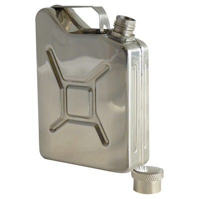 True Utility Petrol Can Hip Flask