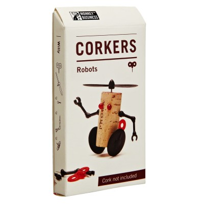 Willy Robot Corkers